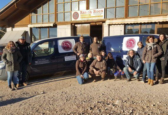 foto di gruppo staff AFEI